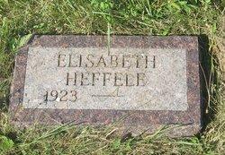 Elisabeth Liz <i>Rempel</i> Heffele