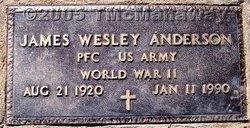 James Wesley Anderson
