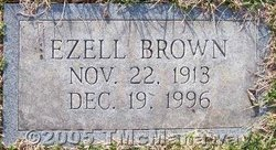 Ezell Brown