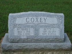 Richard Coxey