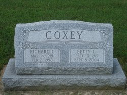 Betty Louise Coxey
