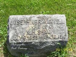 Josephine R. <i>Maxwell</i> Shaw