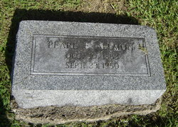 Pearl Ethel <i>Parker</i> Allmon