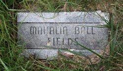 Mahalia <i>Ball</i> Fields