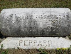 Mary Elizabeth Peppard