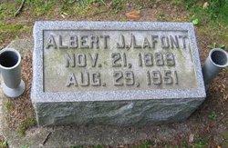 Albert J LaFont