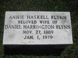 Annie <i>Haskell</i> Flynn