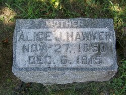 Alice Jane <i>Minor</i> Hawver