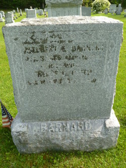 Nellie G <i>Hatch</i> Barnard
