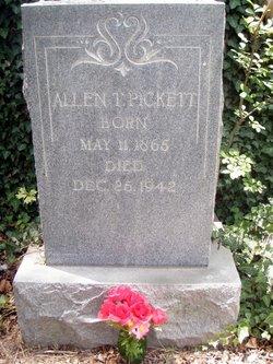 Allen T. Pickett