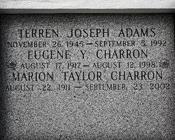 Terren Joseph Adams