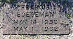Francis Boegeman