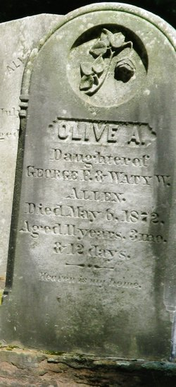 Olive A Allen