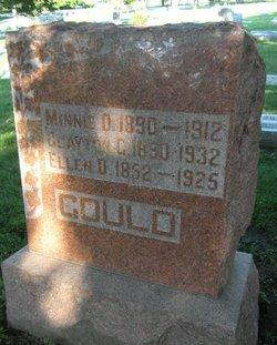Ellen Delia <i>Sherman</i> Gould