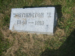 Worthington W Pierce