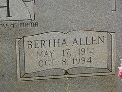 Bertha <i>Allen</i> Smith