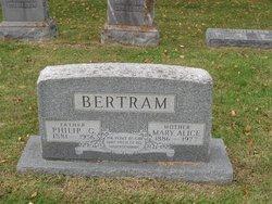 Phillip G Bertram