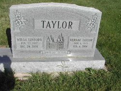 Wilda Linford Taylor