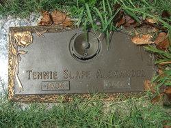 Tennie Slape <i>Hancock</i> Alexander