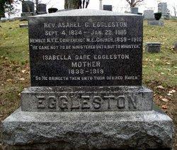 Rev A. C. Eggleston