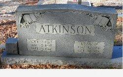 Adolphus E. Atkinson