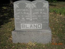 Mary L. <i>Williams</i> Bland