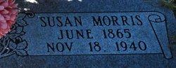 Susan <i>Morris</i> Morgan