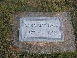 Nora May <i>Haseman</i> Hale