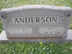 Billy Eugene Bill Anderson