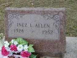 Inez L Allen