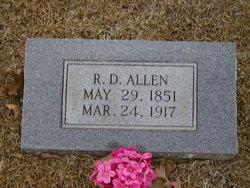 R D Allen