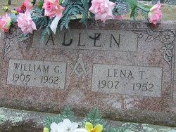 William G Allen