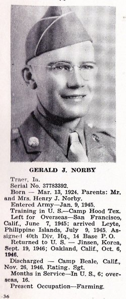 Gerald J. Norby
