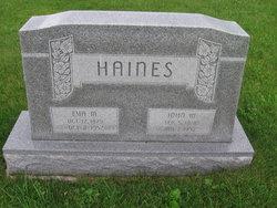 Eva M Haines