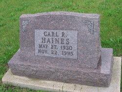 Carl Ray Haines