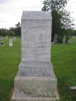 Elizabeth T <i>Temple</i> Haines