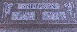 Mary Barnes <i>Wyatt</i> Anderson
