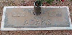 Sarah Frances <i>Bland</i> Adams