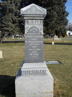 Luther Sylvester Burnham