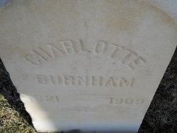 Charlotte <i>Joslin</i> Burnham