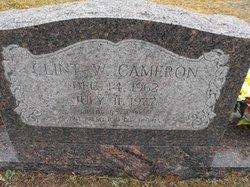 Clinton Wade Clint Cameron