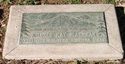 Mildred May Millie <i>Ayres</i> Blakeman
