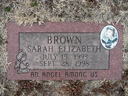 Sarah Elizabeth Brown