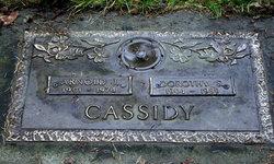 Dorothy Cecelia <i>Stewart</i> Cassidy