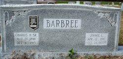 Jimmie Lee Junie <i>Freeman</i> Barbree
