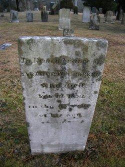 Arthur W Crocker