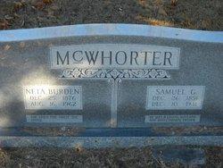 Samuel Gaston McWhorter