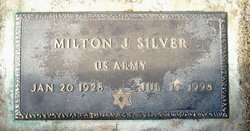 Milton Jules Silver