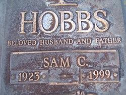 Sam C Hobbs