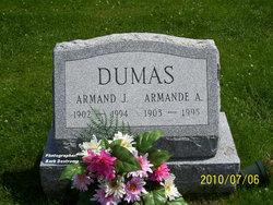 Armande A. Dumas